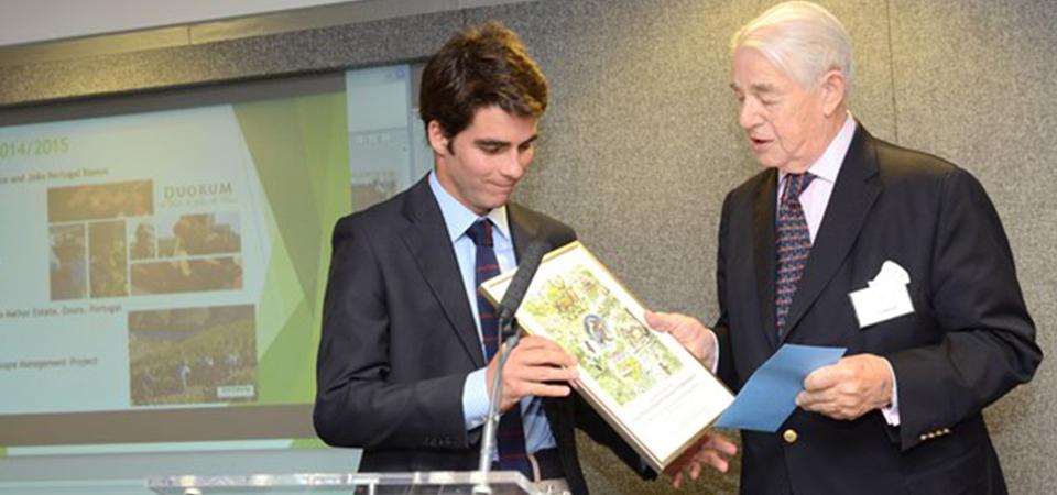 Melhor Projeto Europeu de Sustentabilidade em Espaço Rural