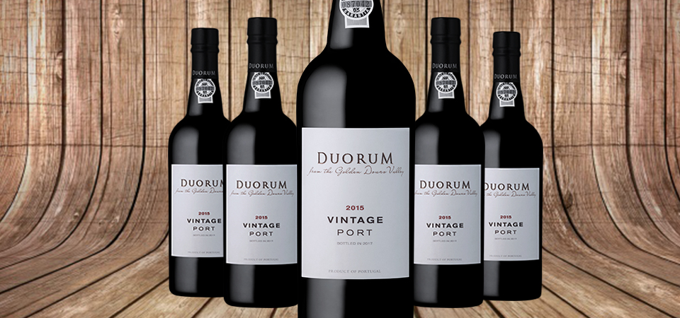 Duorum Vintage Port 2015
